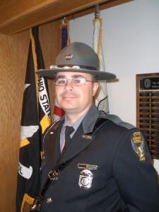 President: Sgt, Jeremy Mendenhall