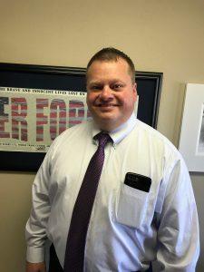 Shawn Roselieb, Executive Director, Illinois FOP Labor Council